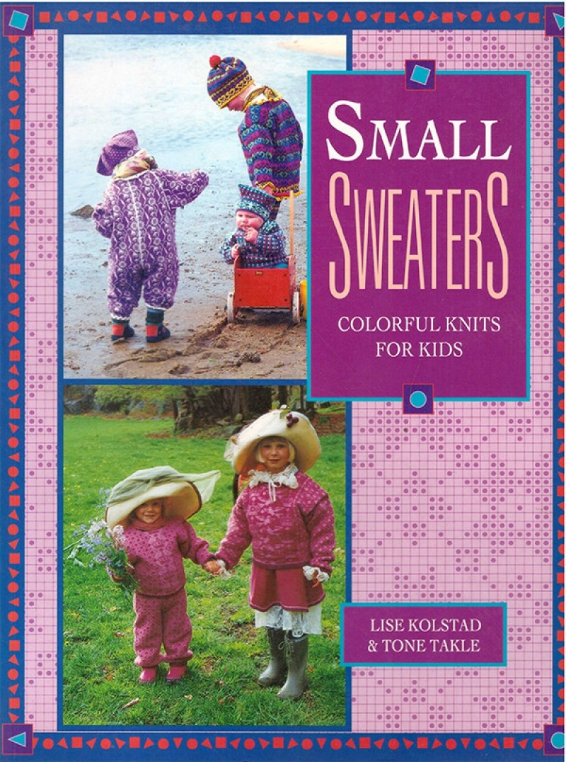 Small Sweaters - Colorful knits for kids (2)