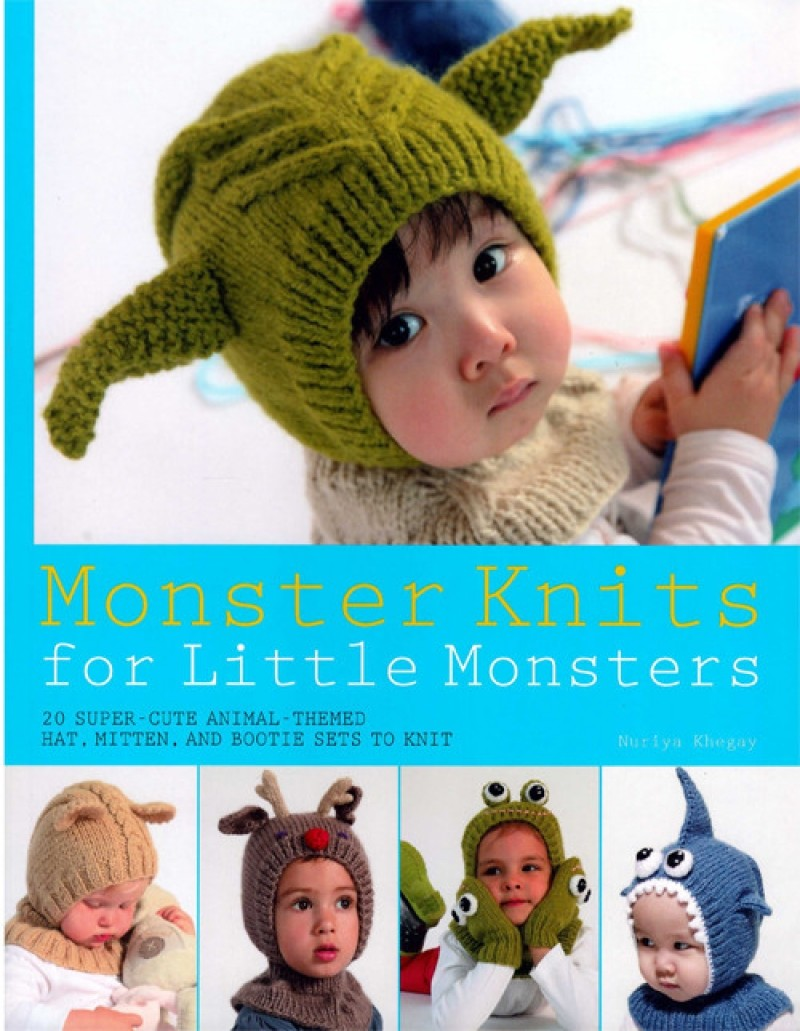 Monster Knits for Little Monsters (1)