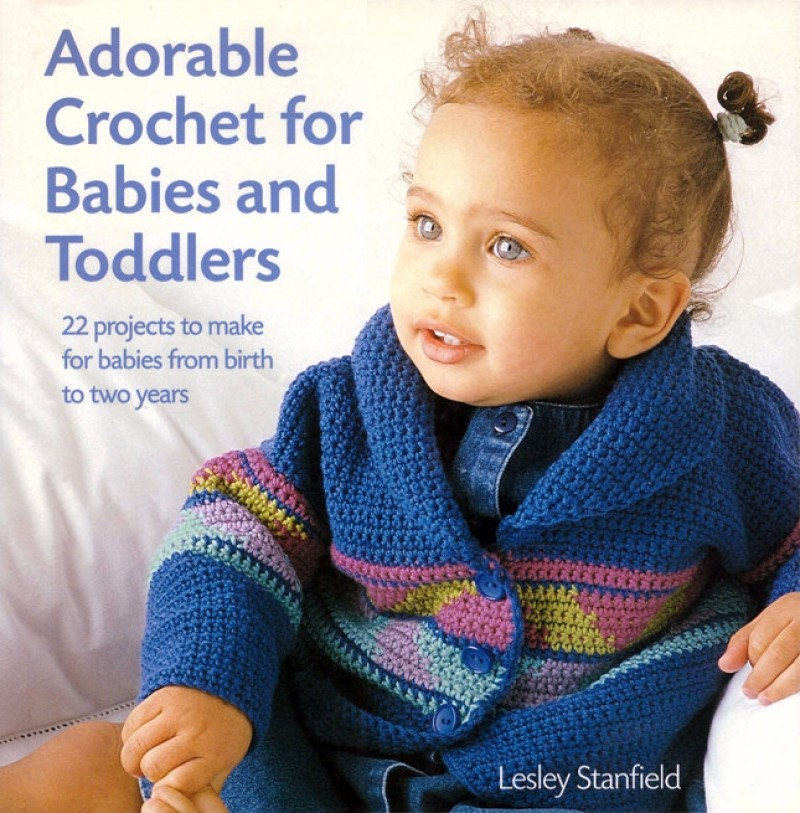 Adorable Crochet for Babies and Toddlers (5)