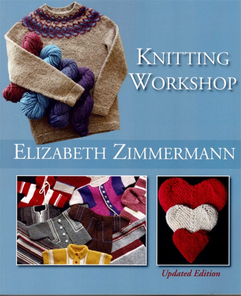 Knitting Workshop Elizabeth Zimmermann (4)