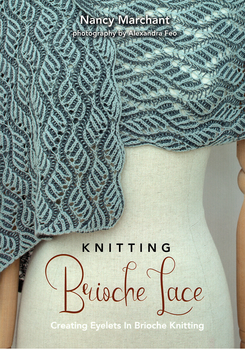 Knitting Brioche Lace