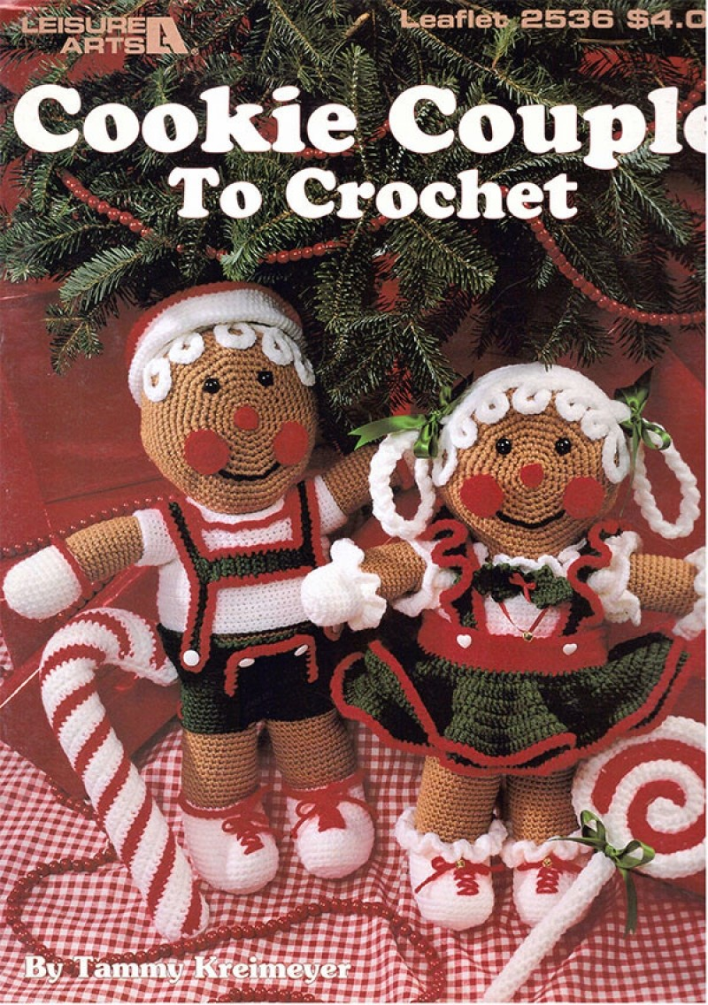 Cookie Couple to Crochet