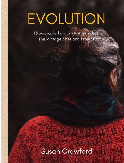 EVOLUTION  by Susan crawford