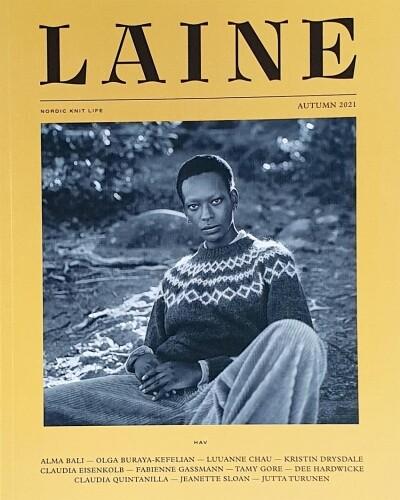 LAINE Magazine NO. TWELVE/ AUTUMN 2021